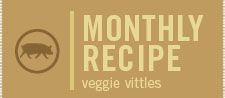 monthly recipe